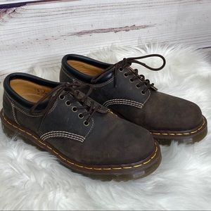 Dr. Martens Air Wair Leather Oxford Lace Up NWOT 9